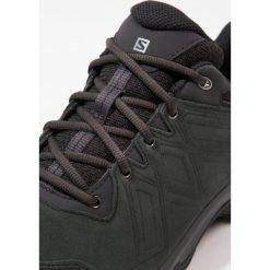 Salomon EVASION 2 Obuwie hikingowe black/quiet shade. Czarne buty skate męskie Salomon, z gumy, outdoorowe. Za 479,00 zł.