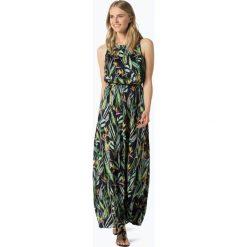 Esprit Collection - Sukienka damska, niebieski. Niebieskie długie sukienki Esprit Collection, z szyfonu, z długim rękawem. Za 299,95 zł.