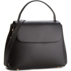Torebka CREOLE - K10520  Czarny. Czarne torebki klasyczne damskie Creole, ze skóry, duże. W wyprzedaży za 209,00 zł.