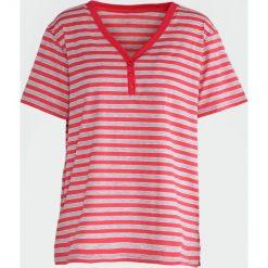 T-shirty damskie: Różowy T-shirt Last But One