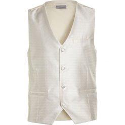 Next WEDDING WAISTCOAT SET  Kamizelka gold. Białe kurtki dziewczęce przeciwdeszczowe Next, z materiału. Za 149,00 zł.