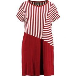Sukienki hiszpanki: Persona by Marina Rinaldi OTTOBRE Sukienka z dżerseju white/red