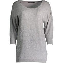 Odzież damska: Sweter w kolorze szarym