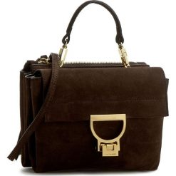 Torebka COCCINELLE - XV3 Minibag C5 XV3 15 B7 19 T.Moro 004. Brązowe torebki klasyczne damskie marki Coccinelle, ze skóry. Za 1099,90 zł.