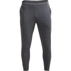 Spodnie dresowe męskie SPMD600 - CIEMNY SZARY MELANŻ - Outhorn. Czarne spodnie dresowe męskie marki Outhorn, na lato, z bawełny. W wyprzedaży za 48,99 zł.