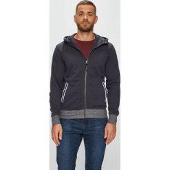 S. Oliver - Bluza. Czarne bluzy męskie rozpinane S.Oliver, m, z bawełny, z kapturem. Za 259,90 zł.