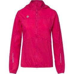 Bomberki damskie: Kurtka w kolorze różowym