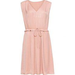 Sukienki: Sukienka bonprix jasny miedziany