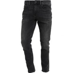 Jeansy męskie regular: Jack Wills CASHMOOR  Jeansy Slim Fit worn black