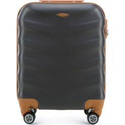 Walizka kabinowa 56-3A-231-11. Szare walizki marki Wittchen, z gumy, małe. Za 159,00 zł.