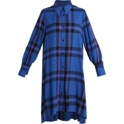 LOIS Jeans OLIVIA VEGAS SQUARES Sukienka letnia rinse. Niebieskie sukienki letnie marki LOIS Jeans, s, z bawełny. Za 459,00 zł.