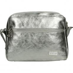 Torba - 4-59-O LA ANT. Szare torebki klasyczne damskie Venezia, ze skóry. Za 259,00 zł.
