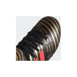 Trampki Dziecko  adidas  Buty Nemeziz Messi 17.3 FG. Czarne trampki chłopięce marki Adidas, z materiału. Za 139,50 zł.