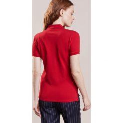 Polo Ralph Lauren JULIE POLO Koszulka polo red/navy. Czerwone bralety Polo Ralph Lauren, xl, z bawełny, polo. Za 419,00 zł.