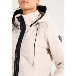 Khujo DAILY Krótki płaszcz moonbeam. Brązowe płaszcze damskie khujo, m, z bawełny. W wyprzedaży za 377,40 zł.