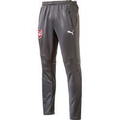 Spodnie sportowe. Czarne spodnie chłopięce Puma, z bawełny. Za 249,86 zł.