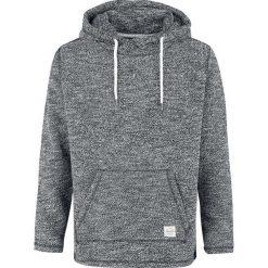 Sublevel Men's Melange Hoodie Bluza z kapturem odcienie czarnego. Szare bluzy męskie rozpinane marki TARMAK, m, z bawełny, z kapturem. Za 121,90 zł.