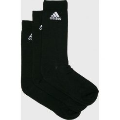 Adidas Performance - Skarpety (3-pack). Szare skarpetki męskie adidas Performance, z bawełny. Za 49,90 zł.