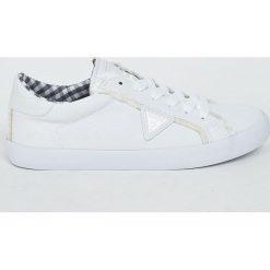 Tenisówki damskie: Guess Jeans - Trampki/tenisówki FLTGR2.FAB12.WHITE