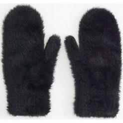 Rękawiczki z jednym palcem - Czarny. Brązowe rękawiczki damskie marki Roeckl. Za 39,99 zł.