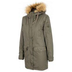 4F Kurtka Damska H4Z17 kud010 Brąz Xs. Brązowe kurtki damskie zimowe marki 4f, xs. W wyprzedaży za 239,00 zł.