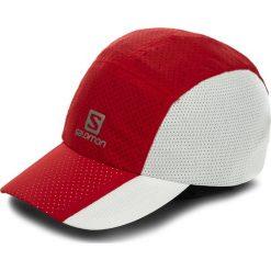 Czapka z daszkiem SALOMON - Xt Compact Cap 400486 10 G0 Barbados Cherry. Białe czapki z daszkiem męskie Salomon, z materiału, sportowe. Za 99,00 zł.