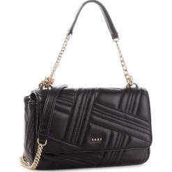 Torebka DKNY - R833B638 Blk/Gold BGD. Czarne torebki klasyczne damskie DKNY, ze skóry. Za 979,00 zł.
