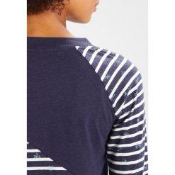 Odzież damska: Ragwear LINNY ORGANIC Bluzka z długim rękawem navy