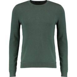 Swetry klasyczne męskie: Sisley Sweter olive