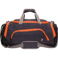 Torba sportowa TPU604 - ciemny szary melanż - Outhorn. Szare torby podróżne Outhorn, melanż, z gumy. W wyprzedaży za 54,99 zł.