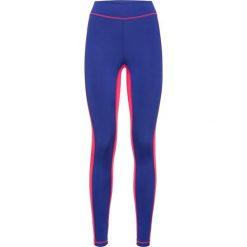 Legginsy funkcyjne wyszczuplające, długie, Level 2 bonprix szafirowy. Niebieskie legginsy bonprix, w paski. Za 49,99 zł.