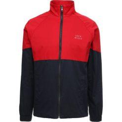 Jack Wills COLDWELL TRACK Kurtka wiosenna navy/red. Niebieskie kurtki męskie Jack Wills, m, z bawełny. Za 379,00 zł.