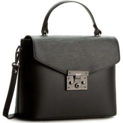 Torebka CREOLE - K10346  Czarny. Czarne torebki klasyczne damskie Creole, ze skóry ekologicznej. W wyprzedaży za 229,00 zł.