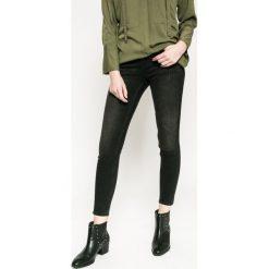 Medicine - Jeansy Rebel Forest. Czarne jeansy damskie rurki MEDICINE. W wyprzedaży za 59,90 zł.