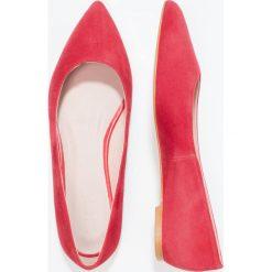 Baleriny damskie lakierowane: Zign Baleriny red