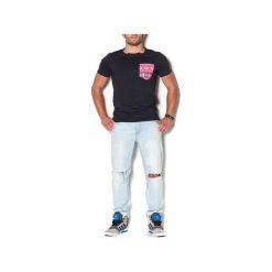 T-shirt Simply Unique BLACK. Czarne t-shirty męskie marki beYOUnique, s. Za 97,00 zł.