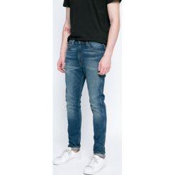 Levi's - Jeansy Orange Tab 510 Willie. Pomarańczowe jeansy męskie skinny Levi's®, z bawełny. W wyprzedaży za 239,90 zł.