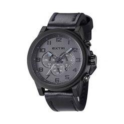 """Zegarki męskie: Zegarek """"X3001C"""" w kolorze czarnym"""