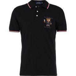 Bluzki asymetryczne: Polo Ralph Lauren Koszulka polo black