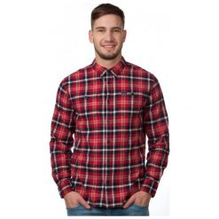 Pepe Jeans Koszula Męska Yank Xxl Czerwony. Czerwone koszule męskie jeansowe marki Pepe Jeans, m. W wyprzedaży za 202,00 zł.