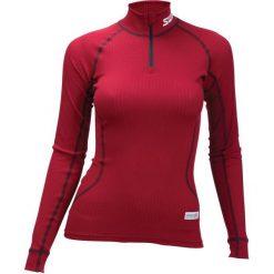 Swix Koszulka Funkcyjna Damska Racex Czerwony Xs. Czerwone bluzki sportowe damskie Swix, xs, z długim rękawem. Za 209,00 zł.