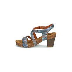 Sandały Art  I MEET 146F. Niebieskie sandały damskie Art. Za 335,20 zł.