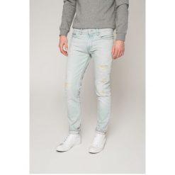 Calvin Klein Jeans - Jeansy Berlin Blue. Niebieskie jeansy męskie slim Calvin Klein Jeans. W wyprzedaży za 359,90 zł.