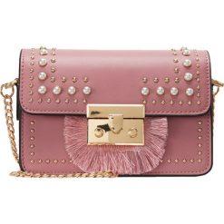 Torebki klasyczne damskie: Topshop ROSIE FRINGE XBOD Torba na ramię pink
