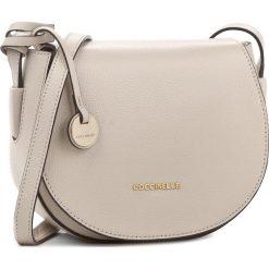 Torebka COCCINELLE - BF8 Clementine Soft E1 BF8 15 02 01 Seashell 143. Brązowe listonoszki damskie marki Coccinelle, ze skóry. W wyprzedaży za 699,00 zł.