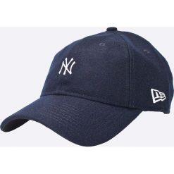 New Era - Czapka. Szare czapki z daszkiem męskie New Era. W wyprzedaży za 129,90 zł.