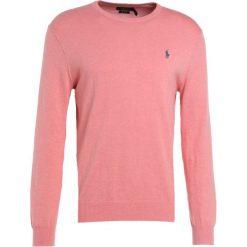 Swetry klasyczne męskie: Polo Ralph Lauren Sweter dusty peach heather