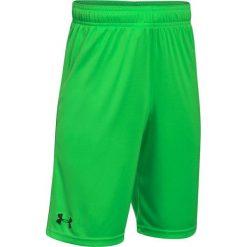 Spodenki sportowe męskie: Under Armour Spodenki Tech Block Short męskie zielone r. M (1290334-974)