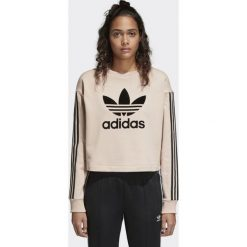 Bluzy rozpinane damskie: Adidas Bluza damska Fashion League beżowa r. 32 (CE3719)