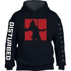 Disturbed DST Bluza z kapturem czarny. Czarne bluzy męskie rozpinane Disturbed, xl, z kapturem. Za 164,90 zł.
